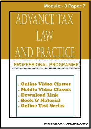 Indirect Tax laws & practice