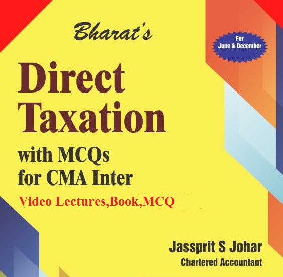 Direct Taxation CMA