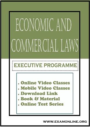 Economic and Commercial Laws