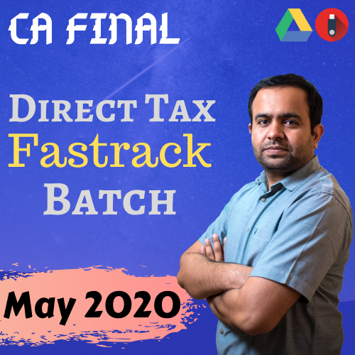 Direct Tax video by CA Bhanwar Borana