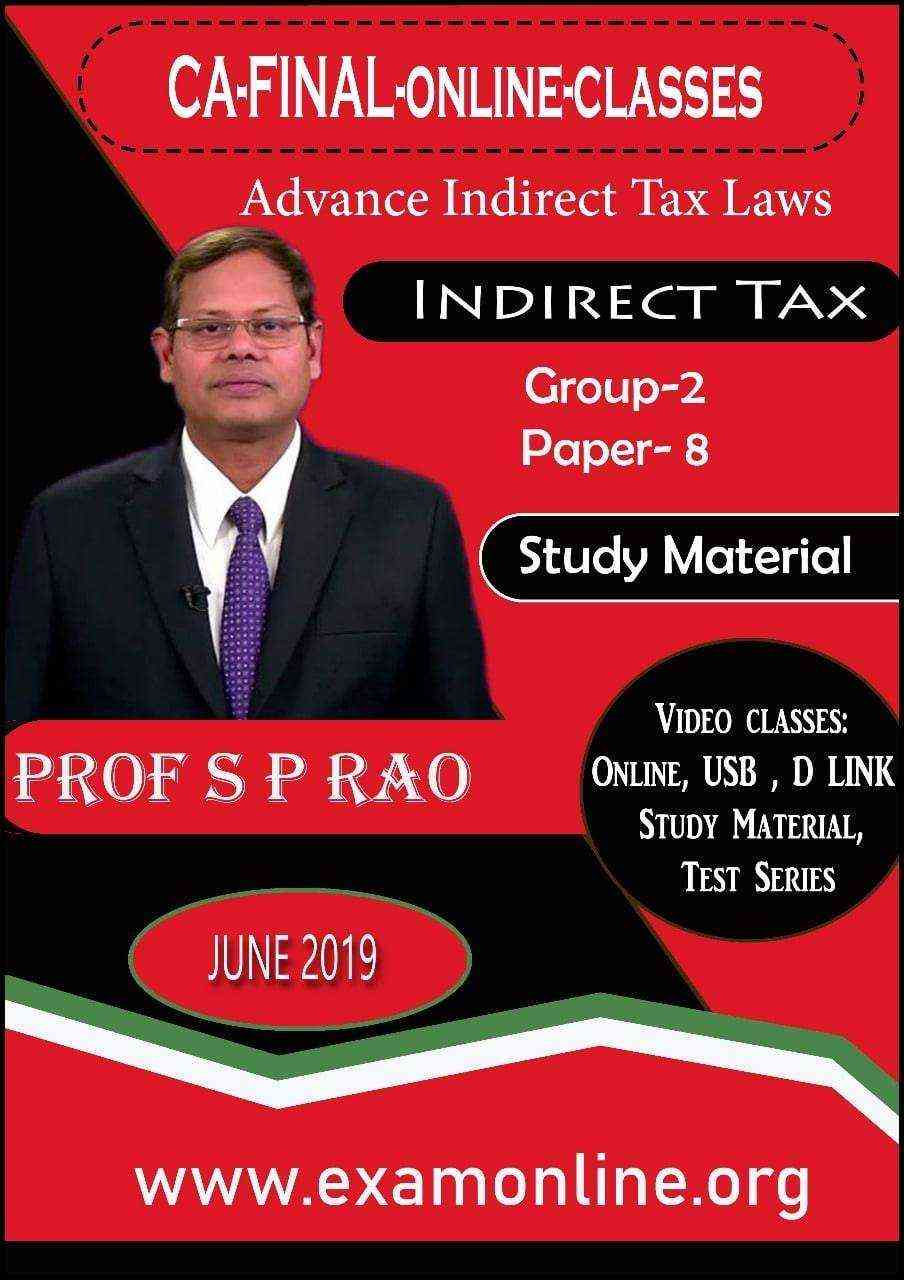 IDT by S P Rao