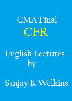 cma final cfr video lectures