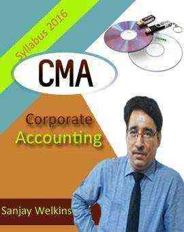 Corporate Accounting by Sanjay Welkins