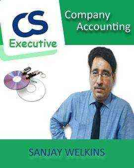 Company Accounts by Sanjay Welkins : The Big Expert